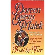 Trial by Fire by Faye Morgan (1994-11-02)