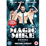 Magic Mike (Limited Edition with 3D Desk Buddy) [DVD] [2012] by Channing Tatum