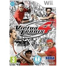 Virtua Tennis 4 (Wii)) [Importación inglesa]