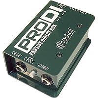 Radial Ingeniería Prodi - pasivo del solo canal Direct Box