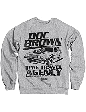 Licenza Ufficiale Doc Brown Time