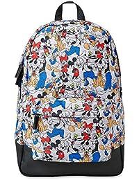 Disney Store Mickey Mouse Friends Donald Duck Pluto Goofy Minnie Mochila 2019