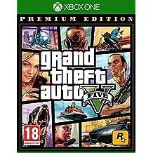 Grand Theft Auto V Premium Edition - Special - Xbox One