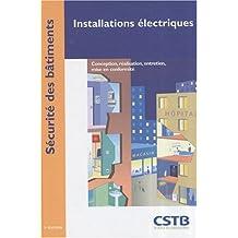 Installations électriques : Conception, réalisation, entretien, mise en conformité