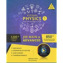 Nlytn Visual Physics I for IIT JEE - Learn Concepts & Clear Doubts of JEE Physics in 3-Months(DVD)