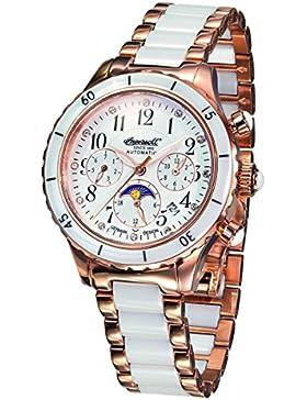 Ingersoll Damen-Armbanduhr Chihnanua Automatik IN2712RWHM