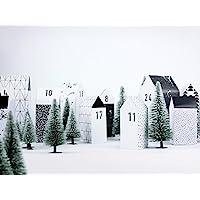 Adventskalender Dorf / Hyggedorf