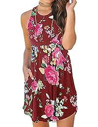 7c104a8afc Amazon.es    - Vestidos   Mujer  Ropa