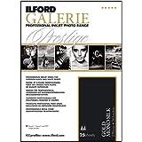 Ilford 2002418 Papier pour Imprimante A4 25 Feuilles