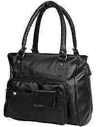 Exclusive Women's Trendy Black Handbag