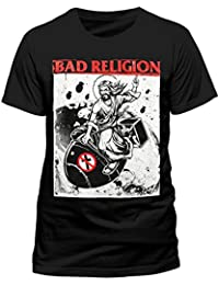 Bad Religion Bomb Rider' T-Shirt