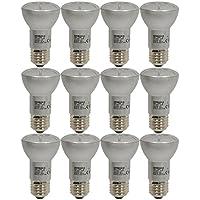 12 x Osram STAR R50 40 30° LED Reflektor E27 Lampe 3.9 Watt ersetzt 40 Watt 2700K warm-weiß 196 Lumen