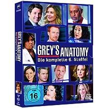 Grey's Anatomy: Die jungen Ärzte - Die komplette 6. Staffel