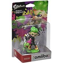 Nintendo - Amiibo Inkling Chico (Colección Splatoon)