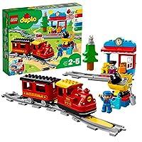 LEGO® DUPLO® Buharlı Tren 10874 Eğlence Oyuncağı