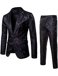 Amazon.it  GIACCA E PANTALONE ELEGANTI - Uomo  Abbigliamento 2b8b7f133a9