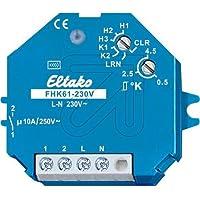 Eltako Radio Actuator Heating Cooling Relay 230V Volt Free 10A/250V AC 1Item, FHK61230V preiswert