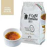 80 cápsulas de café compatibles A modo mio - Creme Brulèe - 80 Cápsulas compatible con maquinas A modo mio - Il Caffè italiano