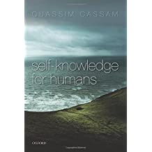 Self-Knowledge for Humans by Quassim Cassam (2015-01-27)