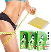 bc50f4abb67 Veena 10Pcs Slim Patch Sheet Lose Weight Navel Paste Nodiet Weight Loss Slim  Products Health Fast