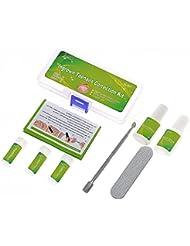 Anself Ingrown Zehennagel Korrektur Set Zehennagel Behandlung Zehennagel Richt Patch Lifter Fixer Wiederherstellen Werkzeug