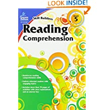 Reading Comprehension: Grade 5 (Skill Builders)