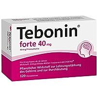 Preisvergleich für Tebonin forte 40 mg Filmtabletten 120 stk