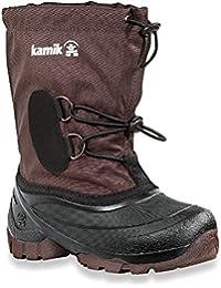 Kamik Southpole2 NK4859-1 Unisex - Kinder Stiefel