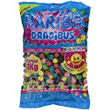 Haribo Sac Dragibus Color Pops 1 kg -