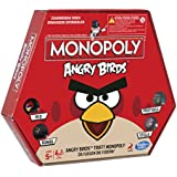Hasbro Gaming Angry Birds Monopoly