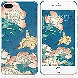 Coque iPhone 7 Plus de chez Skinkin - Design original : Peonies and Canary par Katsushika Hokusai