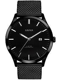 s.Oliver Herren-Armbanduhr SO-3479-MQ