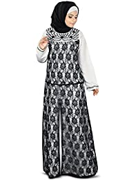 MyBatua Women's Designer Rasheeda Abaya Online
