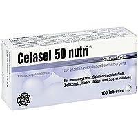 Cefasel 50 nutri Selen-Tabs, 100 St. Tabletten preisvergleich bei billige-tabletten.eu