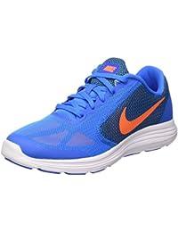 Nike Revolution 3 (Gs), Zapatillas de Gimnasia para Niños