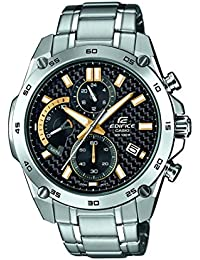 Casio Edifice Herrenuhr Analog Quarz mit Edelstahlarmband – EFR-557CD-1A9VUEF