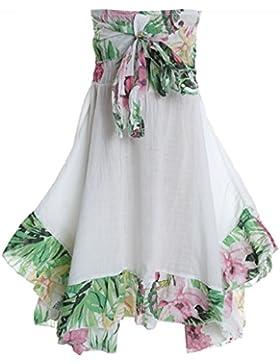 BEZLIT Mädchen Kinder Spitze Kleid Peticoat Fest Sommer-Kleid Kostüm 20424