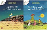 Les P'tites Poules : La Petit Poule qui voulait voir la Mer - Nom d'une poule on a volé l