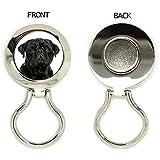 Pug negro perro regalo. Ver otros razas también disponible en Amazon