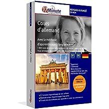 Cours d'allemand niveau avancé (B1/B2). Logiciel pour Windows/Linux/Mac OS X. Apprendre l'allemand à un niveau supérieur