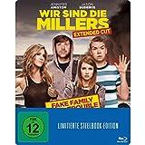 Wir sind die Millers - Limited Edition Exklusiv Steelbook [Blu-ray] [Blu-ray]...
