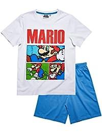 Super Mario - Pijama dos piezas - para niño