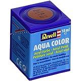 Revell - 36185 - Peinture pour Maquette - Aqua Brun Mat