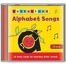 Alphabet Songs (Letterland) (Letterland S.)