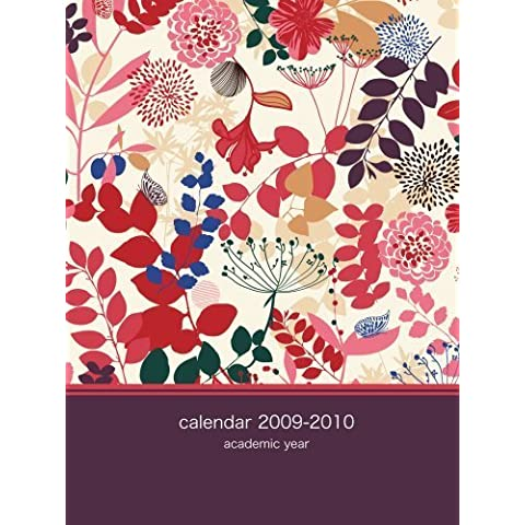 2009-2010 Academic Pocket Planner: floral by Posy Paper Co. (2009-04-01) - 2010 Planner