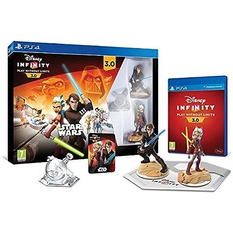 Disney Infinity 3.0 - Star Wars: Starter Pack (Incluye Figura Anakin Y Ashoka)