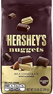Hershey's Nuggets Milk Chocolate with Almond, 299g