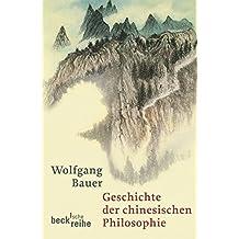 Geschichte der chinesischen Philosophie: Konfuzianismus, Daoismus, Buddhismus