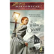 The Widow's Secret (Love Inspired Historical)