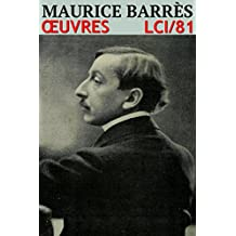 Maurice Barrès - Oeuvres (81)